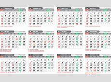 Percetakan Murah Lamongan Template Kalender 2018 100% Gratis