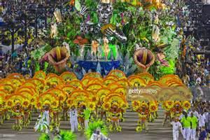 Rio De Janeiro Brazil Carnival Parade
