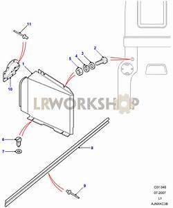 Rear Body Lamp Covers