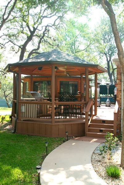 Custom Gazebos San Antonio, TX   J.R.'s Custom Decks