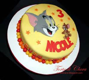 alvin and the chipmunks cake toppers torte di clara tom and jerry cake