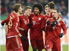 Are Bayern Munich treating the Bundesliga as their youth