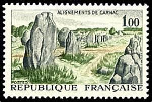 La Poste Carnac : alignements de carnac timbre de 1965 ~ Medecine-chirurgie-esthetiques.com Avis de Voitures