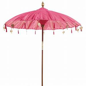 Parasol Maison Du Monde : parasol ubud rose maisons du monde ~ Preciouscoupons.com Idées de Décoration