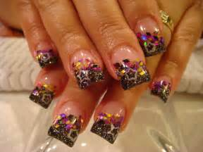 Nails is the artificial nail extension harmfull acrylic designs