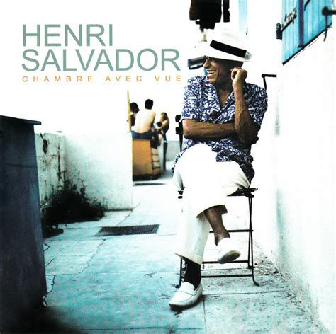 henri salvador chambre avec vue cd album at discogs