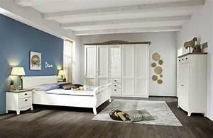 Schlafzimmer Weiß Landhaus : schlafzimmerm bel landhausstil wei ~ Sanjose-hotels-ca.com Haus und Dekorationen
