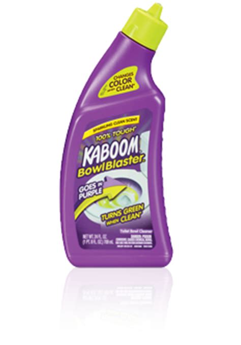 kaboom bathroom cleaner ingredients kaboom liquid bowlblaster kaboom