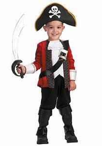 Child El Capitan Pirate Costume - Kids Pirate Costume