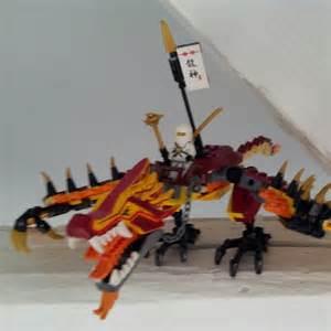 LEGO Ninjago Ice Dragon