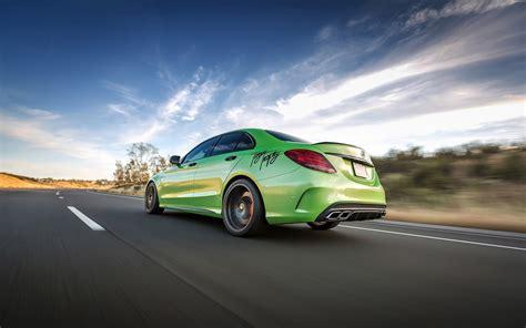 2018 Vorsteiner Mercedes Amg C63 V Ff 106 Motion 6