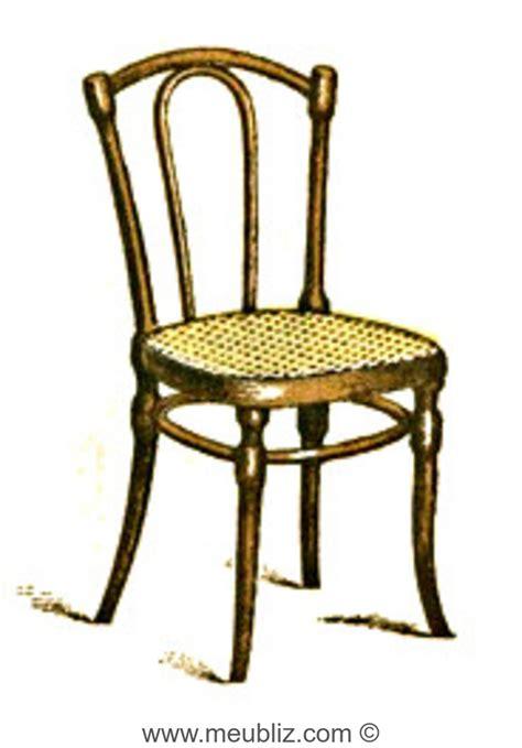 siege thonet chaise n 56 thonet