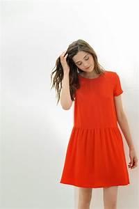 1000 idees sur le theme robe rouge sur pinterest robe With des petits hauts robe