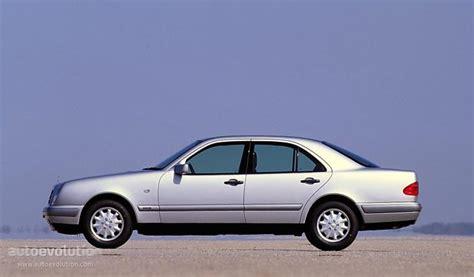 w210 klasse mercedes benz 1995 1999 1996 autoevolution 1998 1997 specs cars