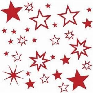 30 stuck selbstklebende sterne sternaufkleber With markise balkon mit baby tapete sterne