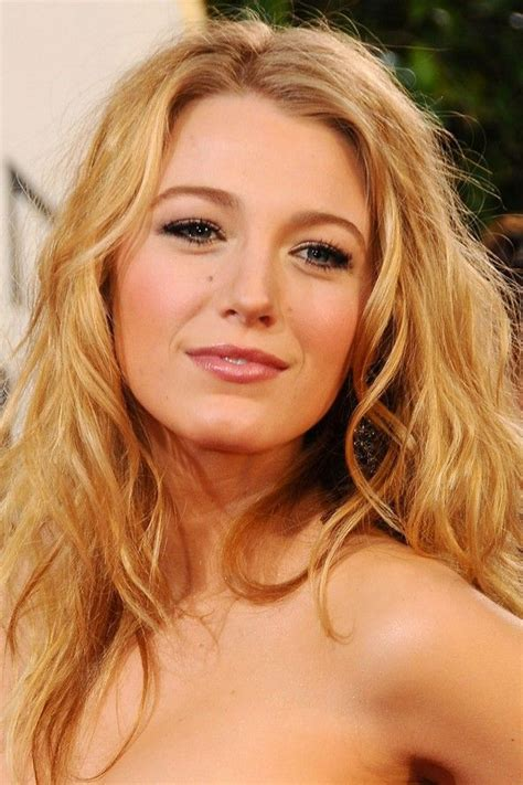 blake lively natural hair color hair colors idea