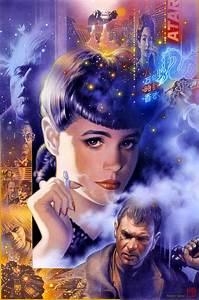 Blade Runner   SANDAWORLD.COM   The Art of TSUNEO SANDA
