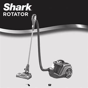 Shark Shark Rotator Powered Lift