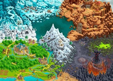 vengeance map rush kingdom kr kingdomrush website spoiler