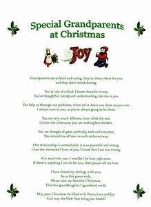 Christmas Poems For Grandparents | Search Results ...