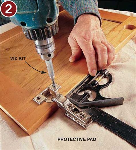kitchen cabinet hinge jig the ultimate guide to installing european hinges diy tutorial 5480