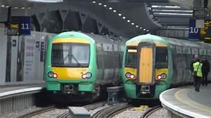 Trains At London Bridge