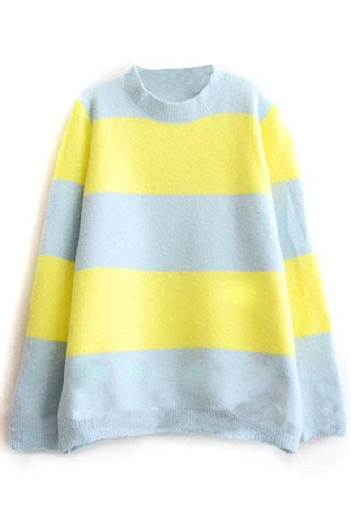 ugly christmas knitted sweaters blue and yellow sweater fashion skirts