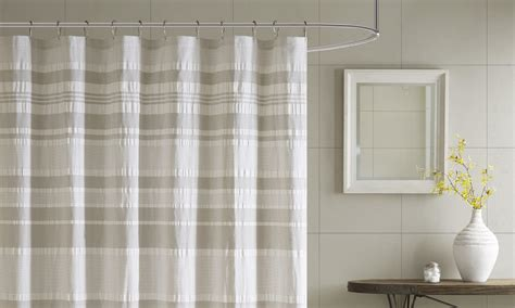 how to clean a cloth shower curtain liner curtain