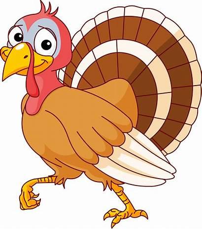 Trot Turkey Clip Clipart