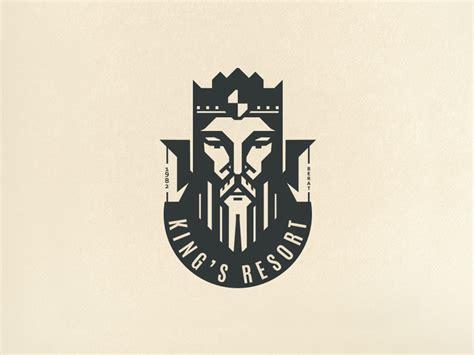 king logo  aldo hysenaj kings resort