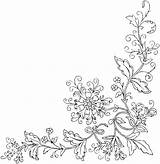 Coloring Flower Pages Border Adult Printable Flowers Adults Mandala Embroidery Sheets Fairy Colorpagesformom Borders Corner Floral Pattern Pretty Designs Coupons sketch template
