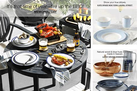dinnerware sets tableware macys