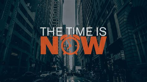 The Time Is Now Graceway