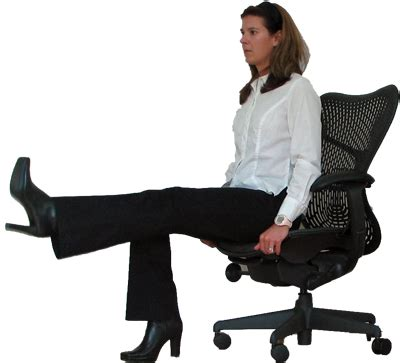 office exercises you can do at your desk shed your weight