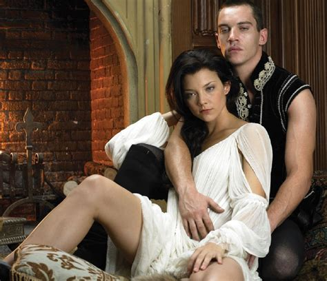 natalie dormer and jonathan rhys meyers natalie dormer opens up about the tudors boleyn in