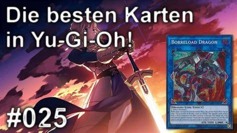 Die Besten Karten In Yugioh!  #025 Youtube