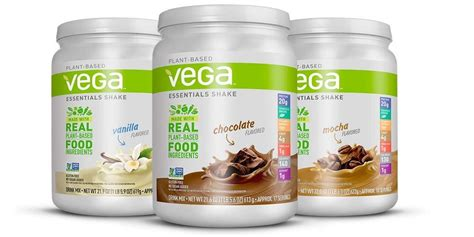 Stock up on Vega Protein Powder today at Amazon with deals