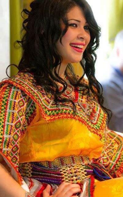 robes kabyles 2017 modernes