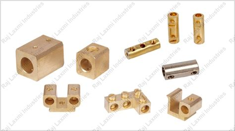 Brass Electrical Wiring Accessories