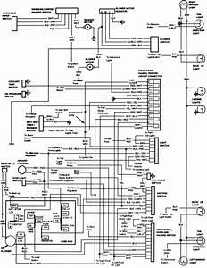 1985 Ford F150 Wiring Diagram
