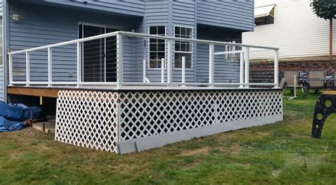 ceramic compost installing vinyl fence posts without concrete outdoor
