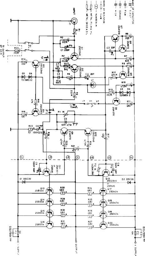 adcom  original schematics  service repair tradebit