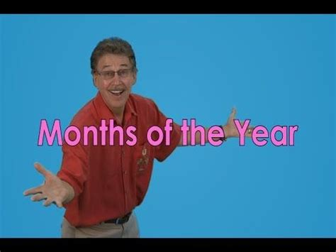 months of the year song for preschool teachers this months of the year song for 260