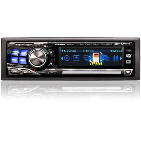 Alpine Dva9965r Dvd  Cd  Mp3  Wma Car Stereo Dva