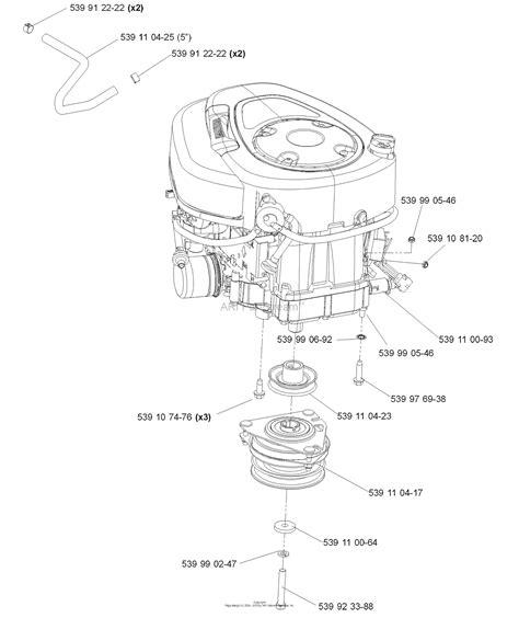 Husqvarna Bia Parts Diagram