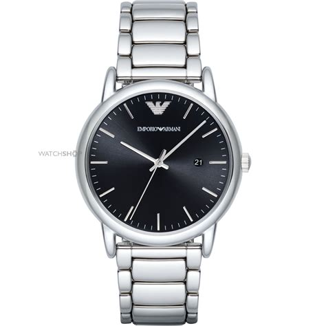 Men's Emporio Armani Watch (ar2499)  Watch Shopm™. Halo Bands. Natural Pearls. Radiant Cut Wedding Rings. Triangle Engagement Rings. Alligator Watches. Rose Quartz Earrings. Inlay Bracelet. Monogram Ankle Bracelets