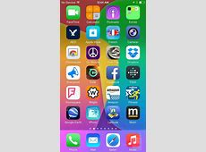 Apple iPhone 6 vs Apple iPhone 5s Interface and