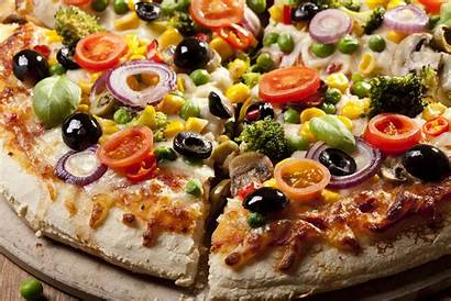 Pizza Wallpapers Background Backgrounds Desktop Computer Wall