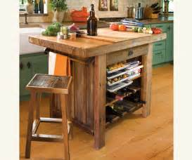 island carts for kitchen american barn wood kitchen island traditional kitchen islands and kitchen carts by napa style