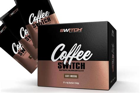 What does it taste like? Switch Nutrition Coffee Switch combines Colombian coffee and nootropics